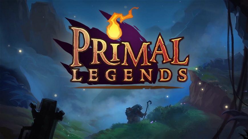 Primal Legends cover