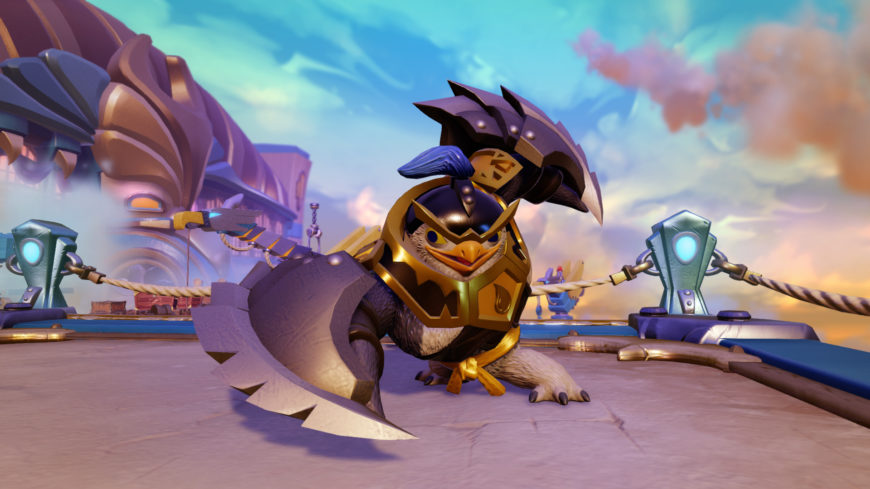 Skylanders Imaginators_King Pen 5