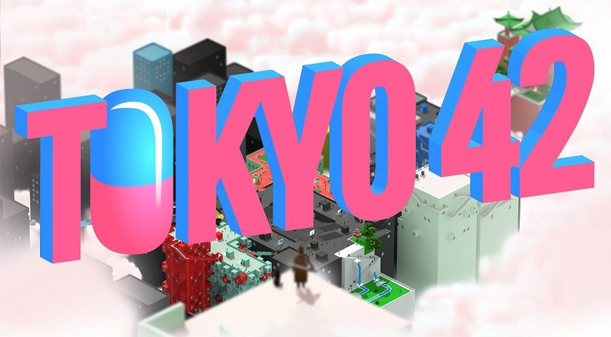 Tokyo 42 cover