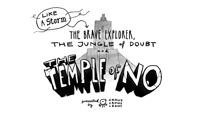 temple of no