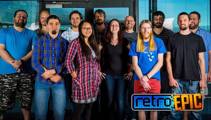 RetroEpic team