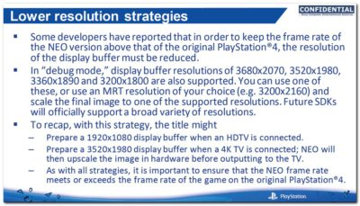 Sony PS4 NEO developer slide leak (9)