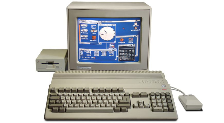 Amiga cover