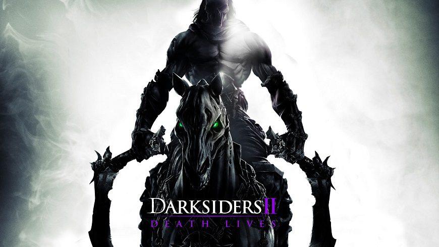 Darksider II cover