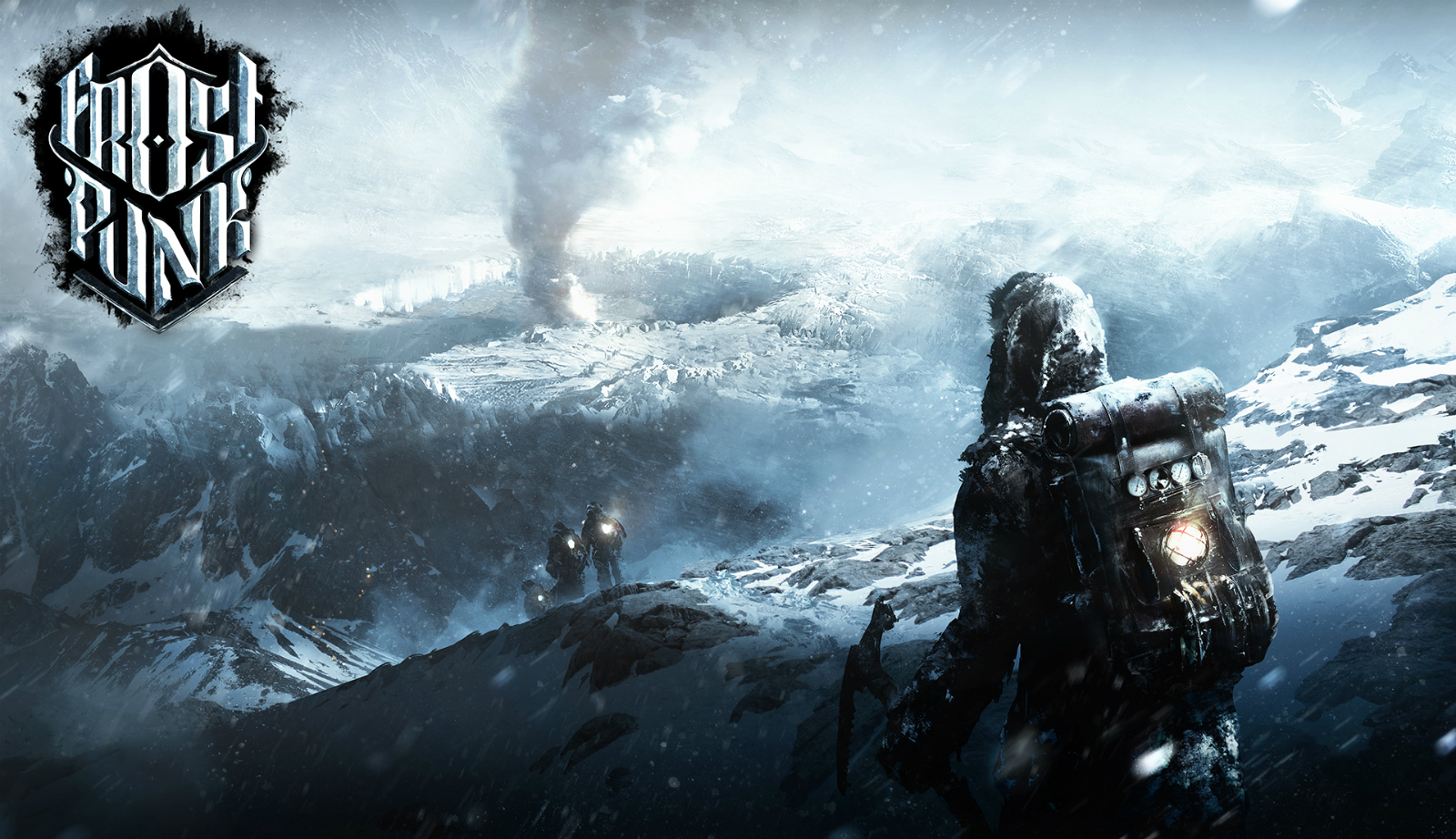 """Frostpunk 2018 Game Wallpapers: Frostpunk Is A """"deeply Serious"""" Dystopian Steampunk"""