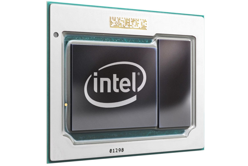 Intel Kaby Lake package shot