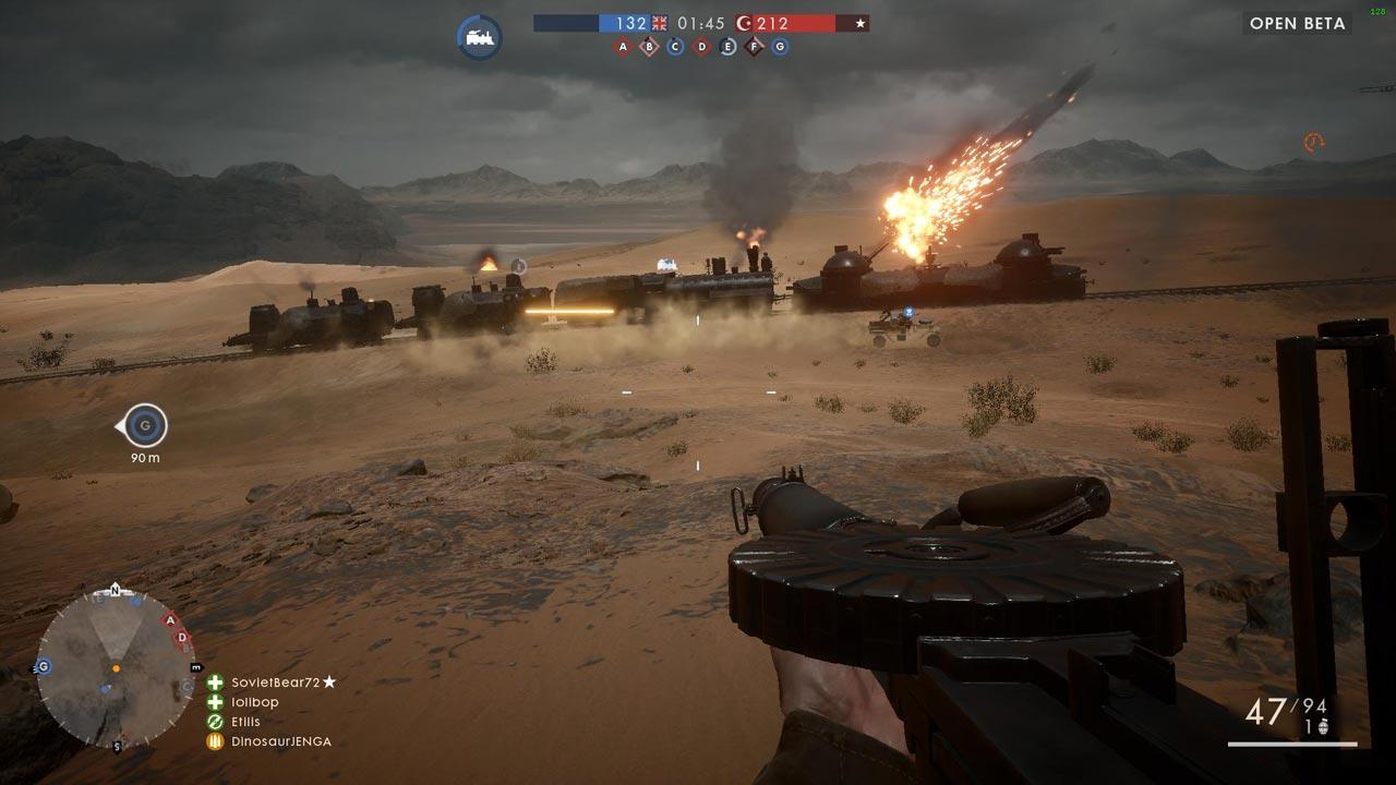 Battlefield 1 open beta скачать торрент на пк - 83