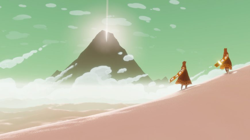 Journey PS Plus September
