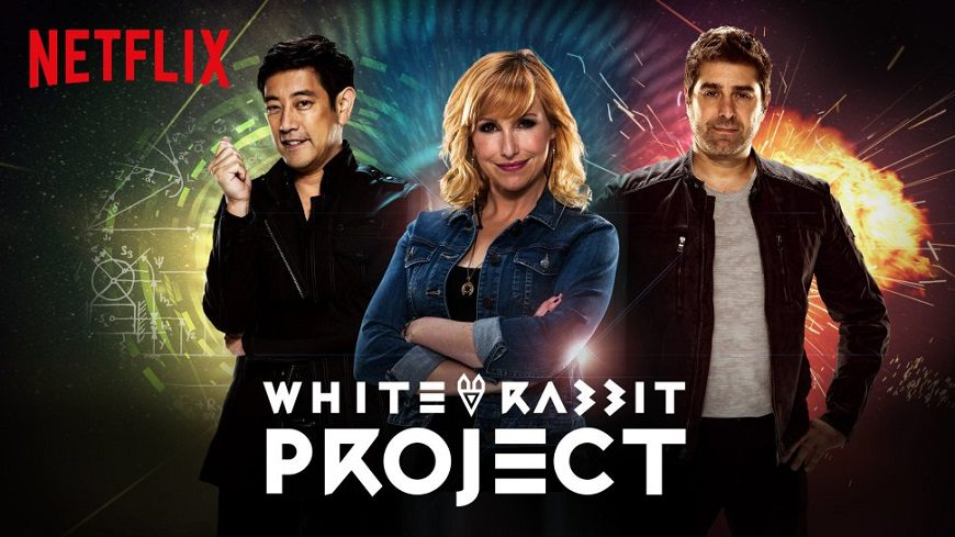 White rabbit Project cover