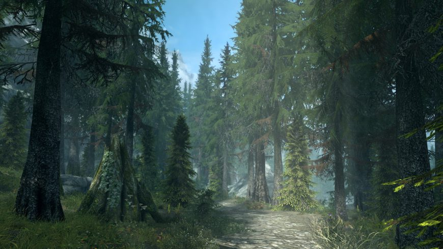 skyrim-se-modded-flora-overhaul