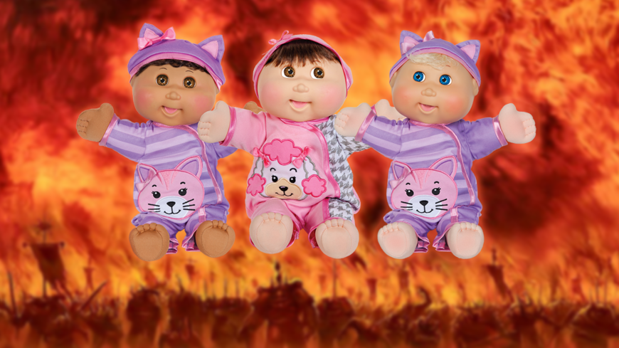 demonic-cabbage-patch-dolls