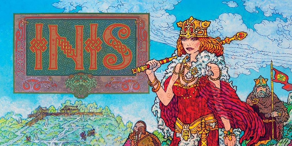 Board game review: Inis | NAG