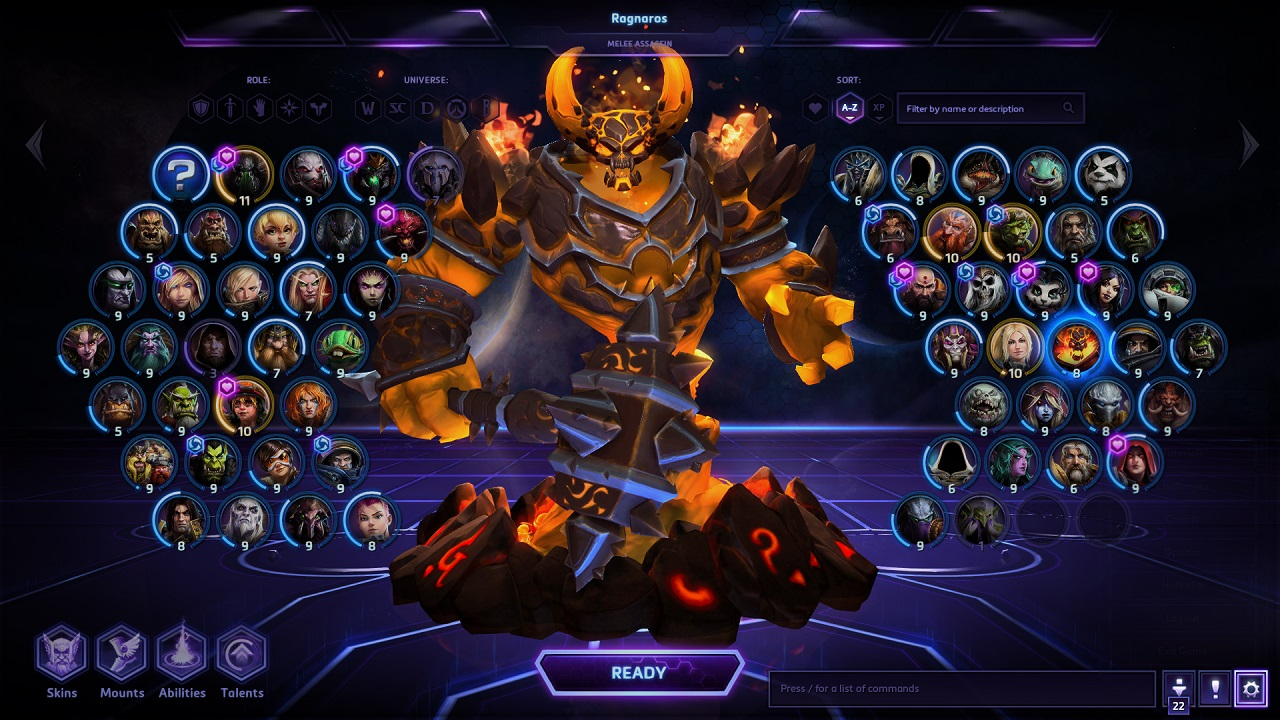 Giblets All Heroes Of The Storm Characters Are Free To Play This Weekend