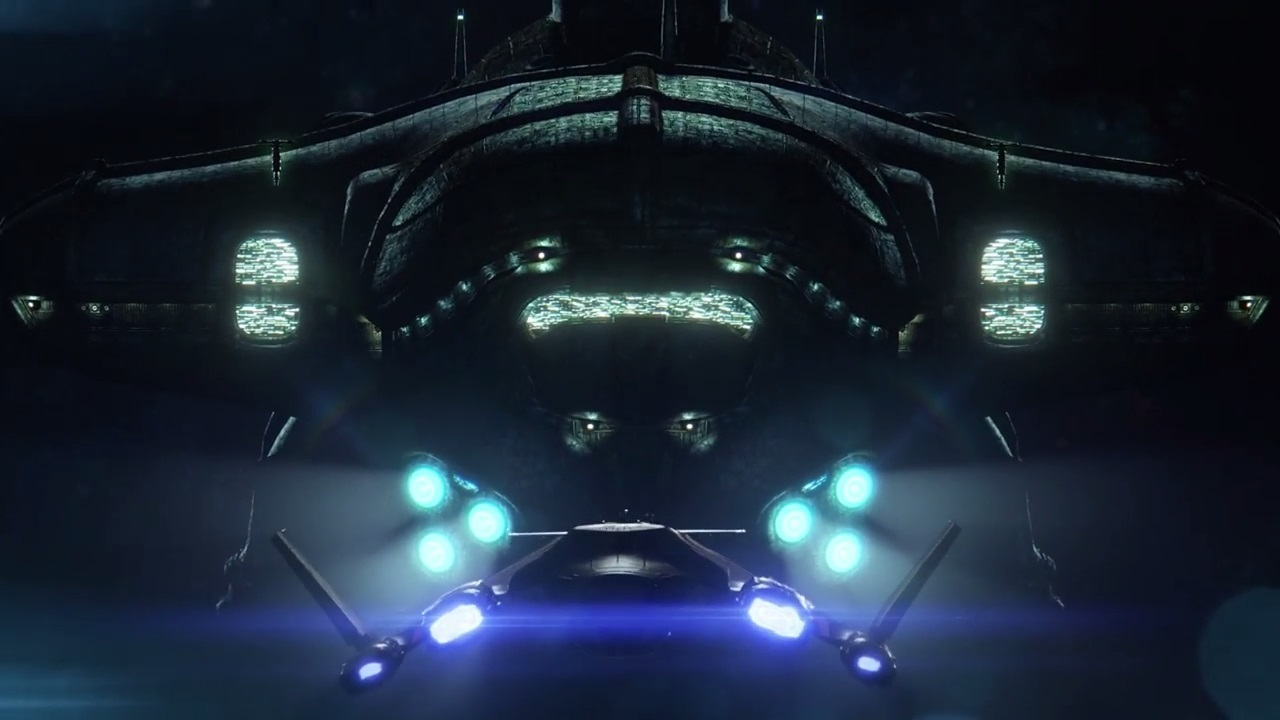 Meet The Good Guys And The Bad Guys In Two New Mass Effect - The good guys automotive