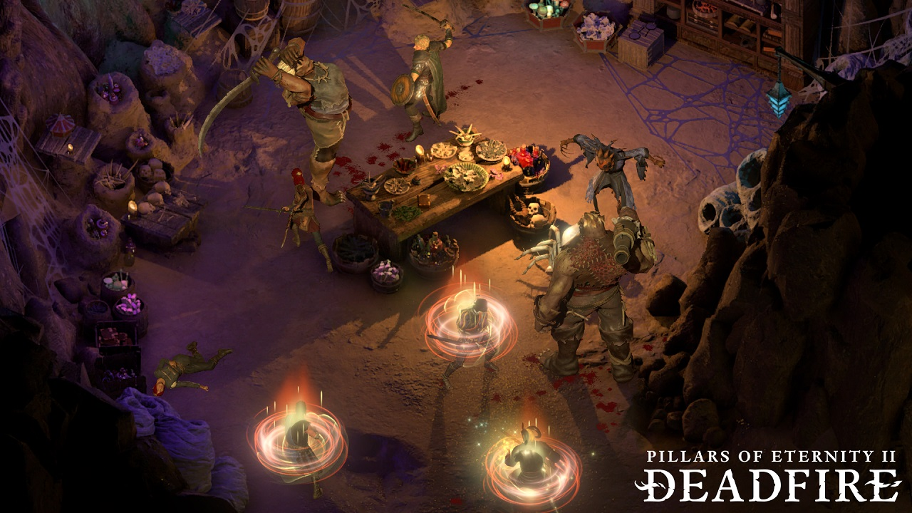 Pillars Of Eternity Wallpaper: Pillars Of Eternity 2 Fully Funded In A Day, Gets A New