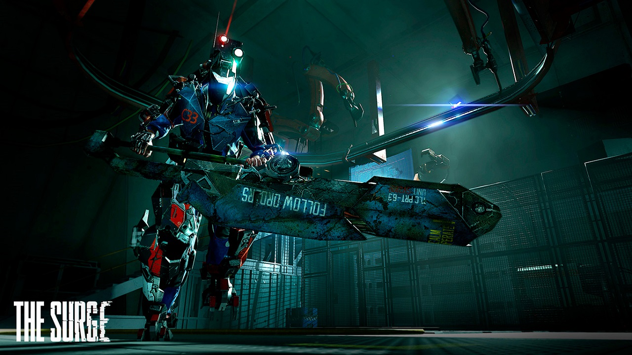 The Surge gets a fancy new CGI trailer, release date | NAG