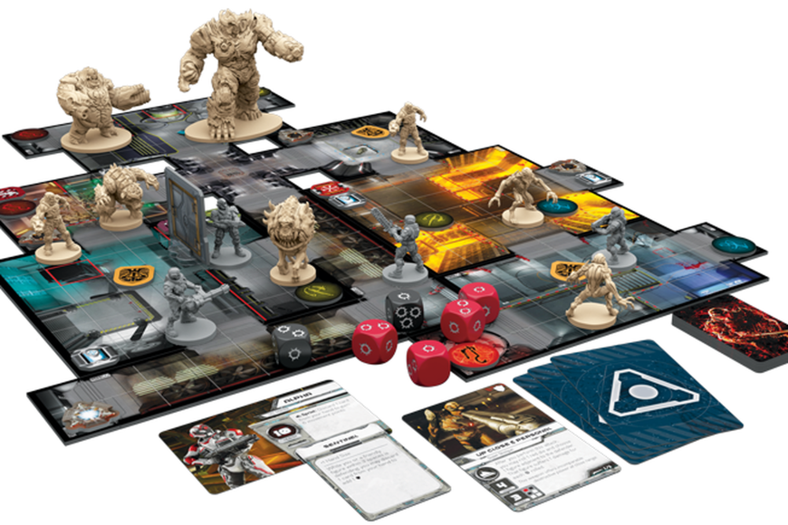 review doom the board game nag