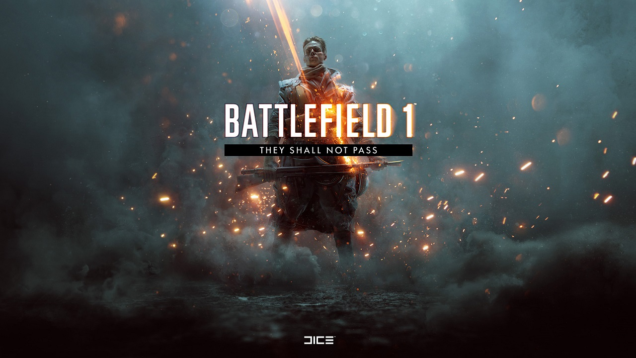 Battlefield 1's They Shall Not Pass DLC Gets A Release