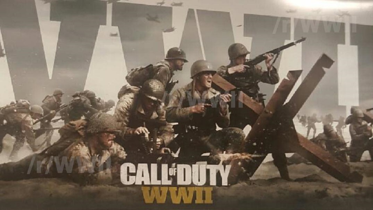 Leak suggests 2017 s call of duty is heading back to world - Call of duty world war 2 background ...