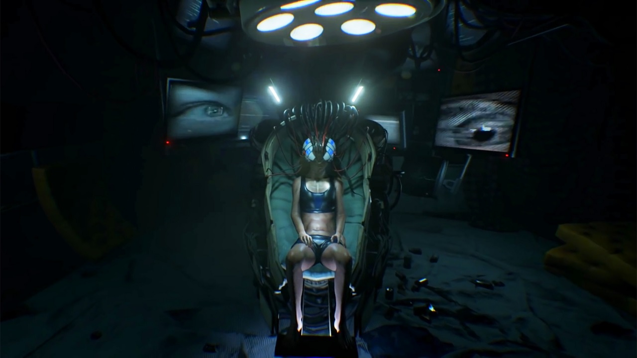Observer is layers of fear developer s new game here s an unsettling trailer nag - What is the phobia of small spaces pict ...