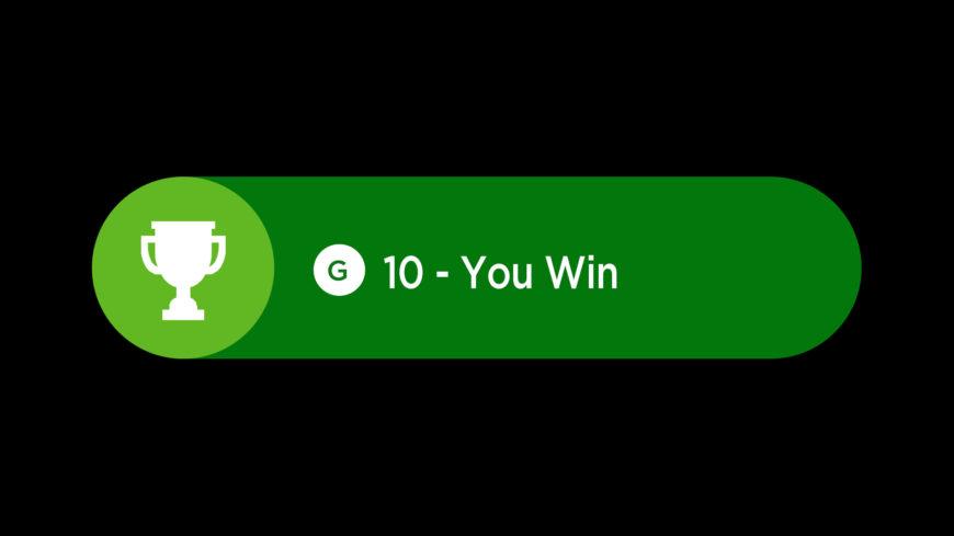xbox achievement unlocked png