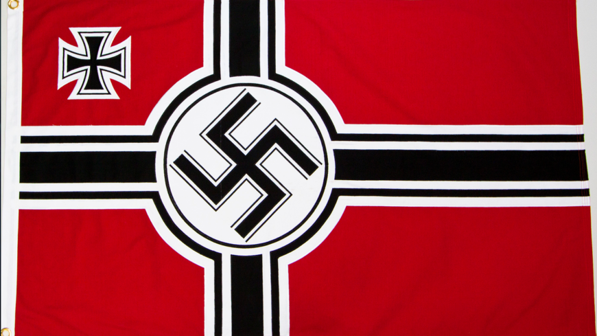"Or ""Reichskriegsflagge"" if you have enough phlegm."