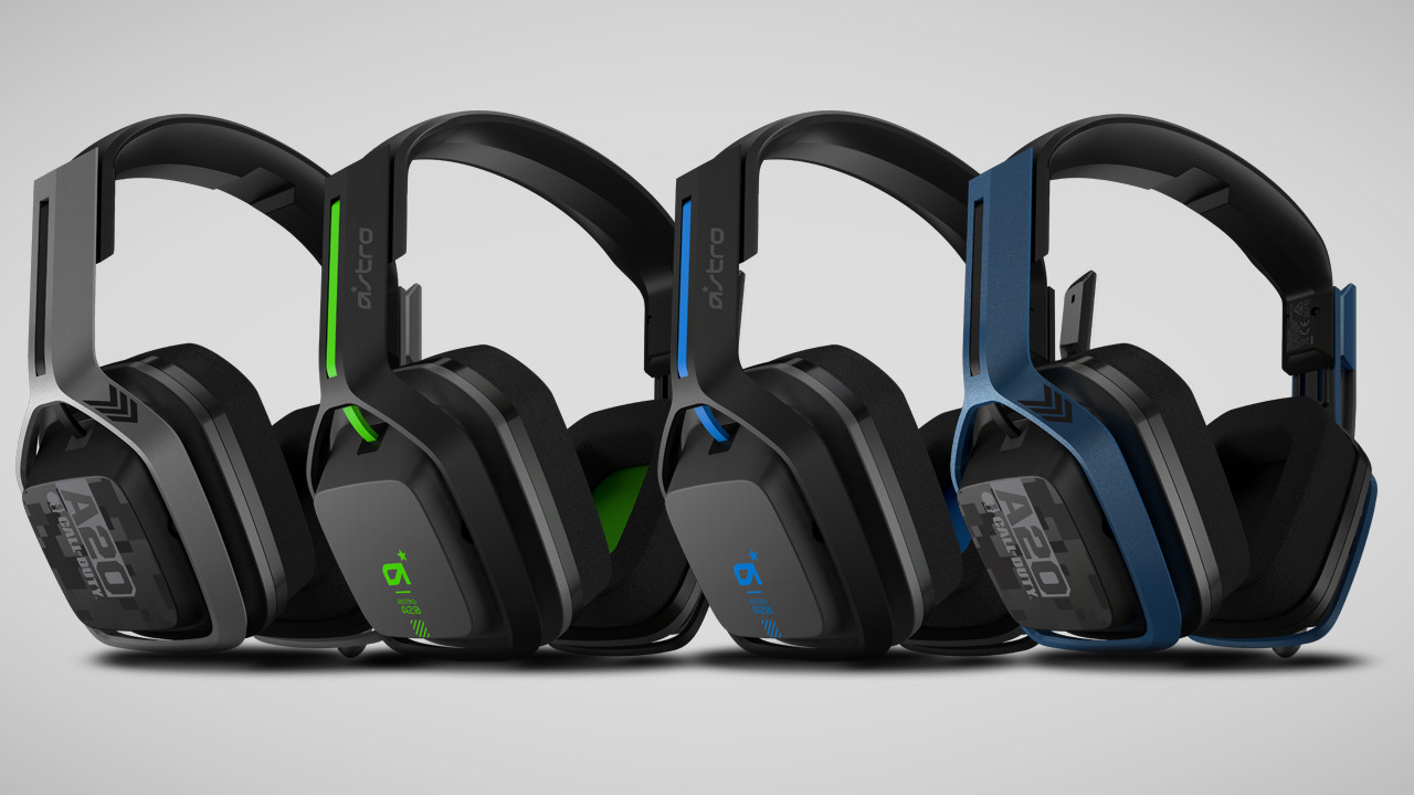 the astro a20 is logitech s first astro designed headset nag. Black Bedroom Furniture Sets. Home Design Ideas
