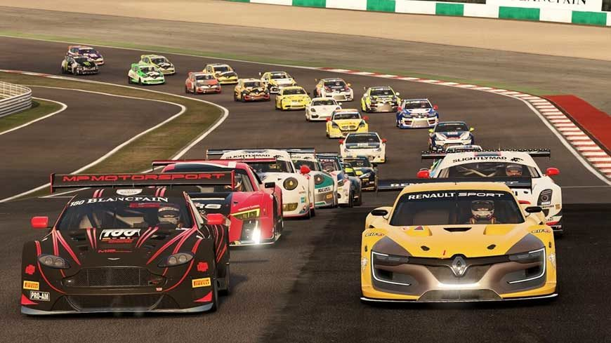 Project Cars  Car Sense Of Speed