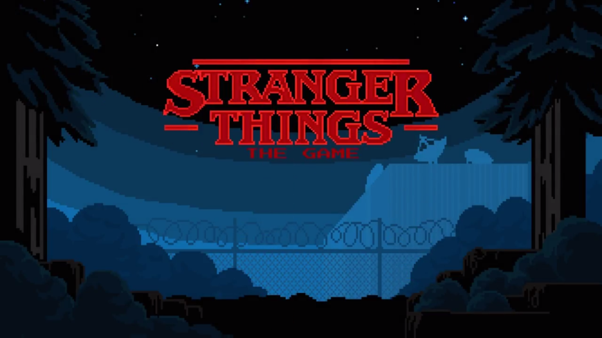 Is The Game Kids Are Playing In Stranger Things