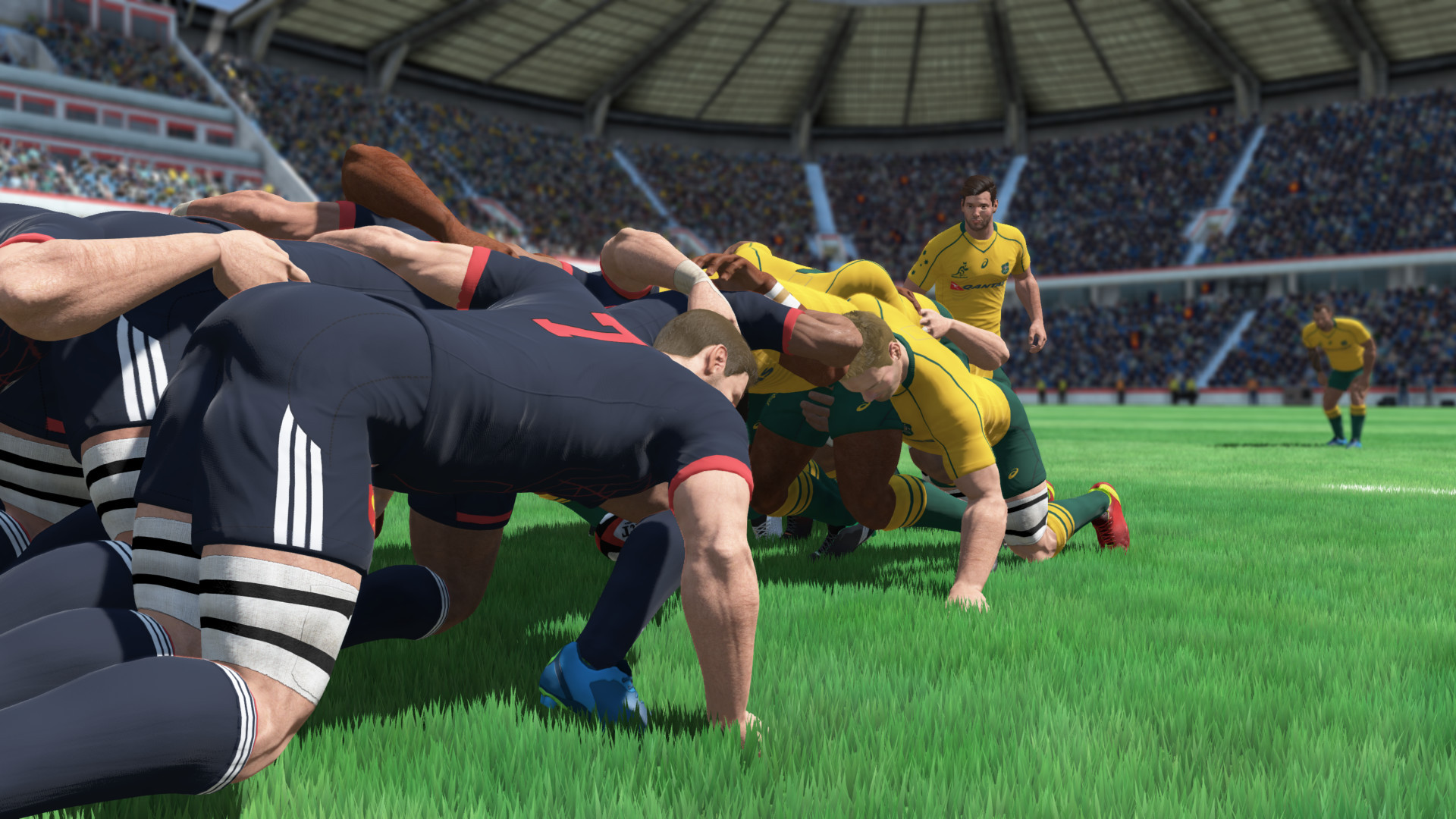 Rugby 18 review | NAG