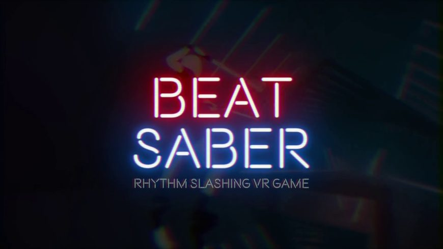 Beat Saber is a megamix of Guitar Hero and Star Wars | NAG Imperial Logo Wallpaper