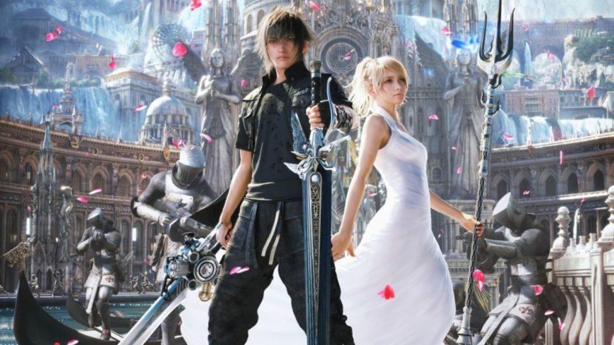 Wallpaper Final Fantasy Xv Royal Edition 2018 Games 12556: This Week In Gaming [Video Roundup]