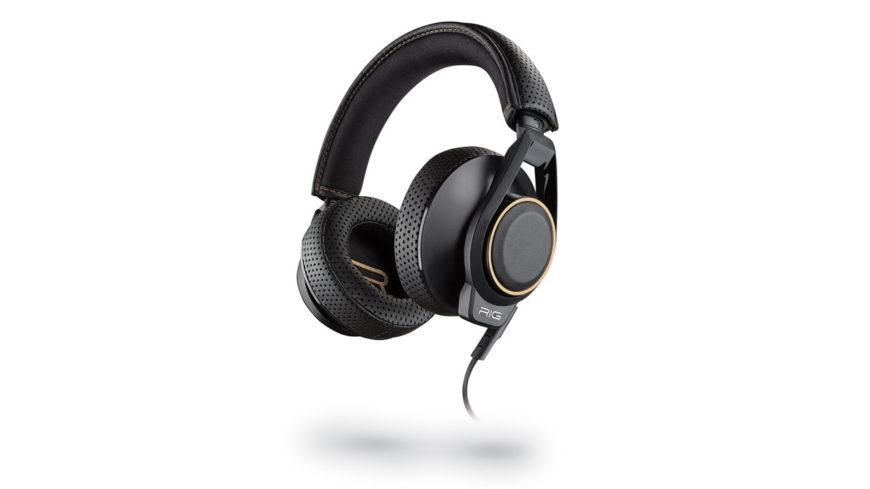 plantronics rig 600 headset review nag. Black Bedroom Furniture Sets. Home Design Ideas