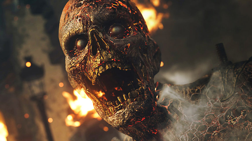 Call Of Duty Ww2 Zombies Wallpaper: Activision Has Dated And Detailed The Next DLC Pack For