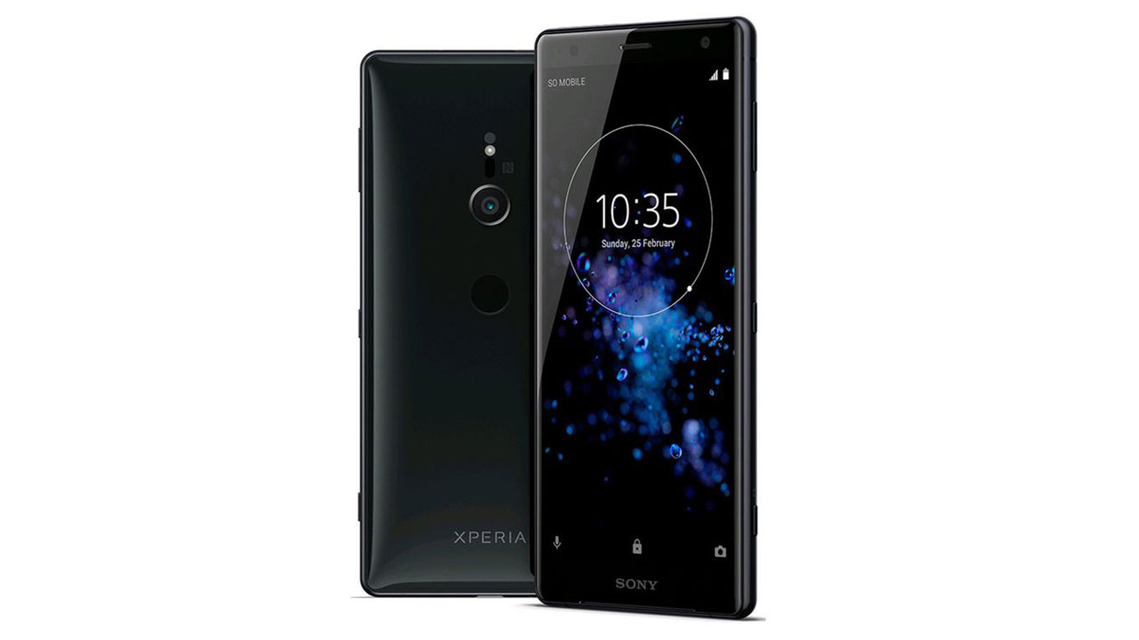 sony xperia xz2 review nag. Black Bedroom Furniture Sets. Home Design Ideas