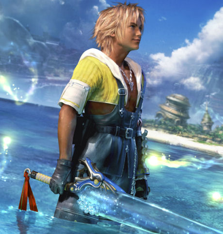 I'm glad to see that I'm not the only one who thinks Tidus is a whiny, fished-faced little prick. I can't believe I actually did everything there was to do in this game.