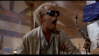 Back to the Future - Doc Brown