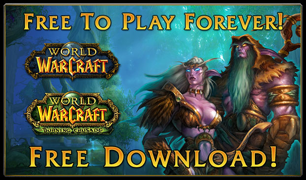world of warcraft free trial level cap