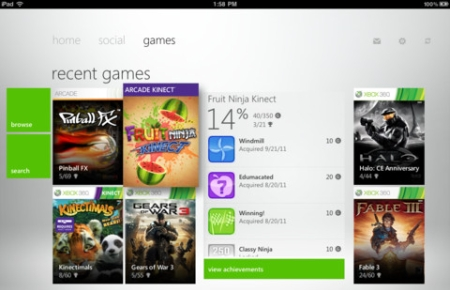 Official Xbox Live App hits the App Store > NAG