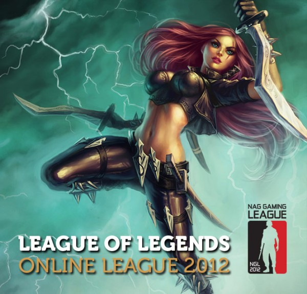 NGL League of Legends Leg 1 Update > NAG