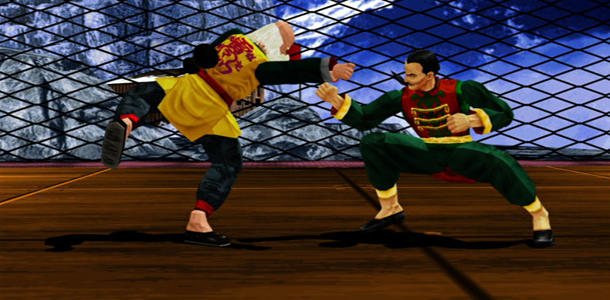 Review: Virtua Fighter 2 and Fighting Vipers (PSN) > NAG