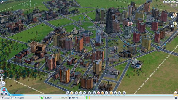 SimCity screenshot 12