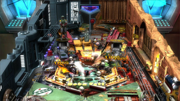 pinball fx2 star wars