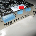 MSI HD7730 video ports