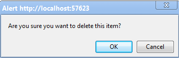 are you sure you want to delete