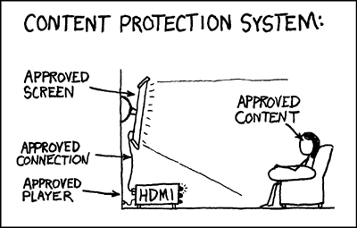 Credit to: XKCD
