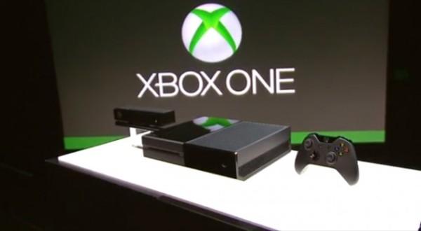 Xbox One consolec