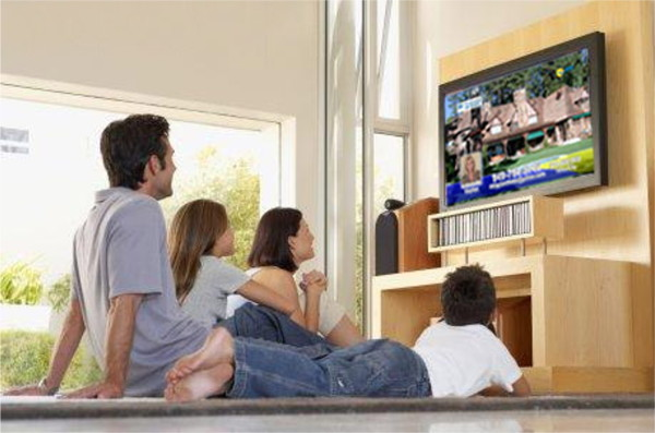 These people are not watching your reveal, they're watching Come Dine With Me or Toddlers in Tiaras or something.
