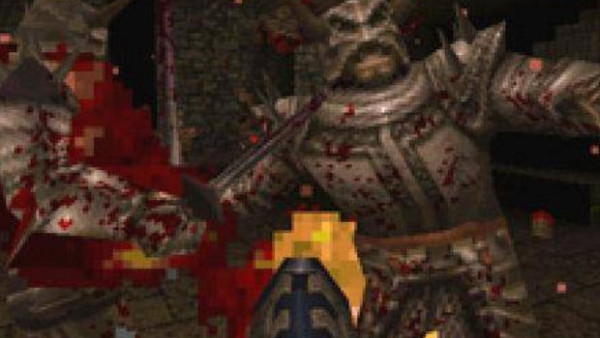 Quake 1 was the game that really launched FPS Multiplayer. You can still play it today through mods like GLQuake.