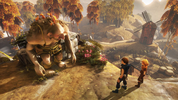 brothers a tale of two sons screenshot 01